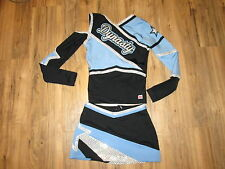 Boutique Dynasty Cheerleader Uniform  Outfit Costume Fun 30/23 Youth Girl SWEET