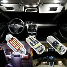 VW Sharan 7N 19x LED Innenraumbeleuchtung Set 4014 SMD Exklusive WEISS 6/7 Sitze