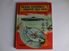 20,000 Leagues Under The Sea Jules Verne Collectable 1977