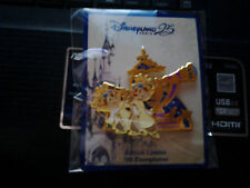 Pins tic et tac disney 25 ans disneyland paris
