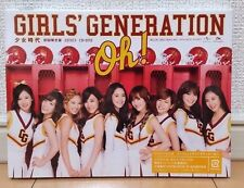 Girls Generation Girl's Generation Oh CD+DVD Japan LTD UPCH-89125 w/OBI K-POP
