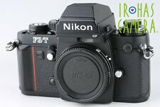 Nikon F3/T HP 35mm SLR Film Camera Body In Black #8723D2
