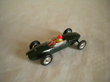 Vintage Solido F1 Racing car Lotus 100 series 1/43 scale 1960s