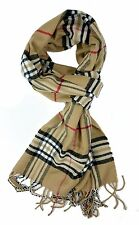 Super Soft Luxurious Classic Cashmere Feel Winter Scarf for Women and Men