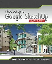 Introduction to Google SketchUp by Aidan Chopra (2012, Paperback)