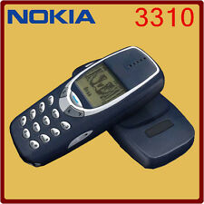 Classic Refurbished Unlocked Genuine Nokia 3310 Mobile Phone Manufacturer Direct