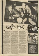 2/10/82Pgn27 ARTICLE & PICTURES : THE MILKSHAKES (BILLY Childish)