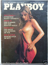 Playboy D, 3/1979, Silvana Berg, Mario Andretti, Sex in Japan, Sünden des Weibes