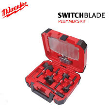 Milwaukee 49-22-5100 5 pc Switchblade Plumbers Kit  New