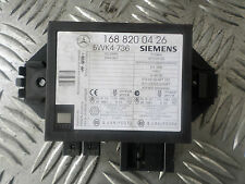 03 MERCEDES A CLASS A160 W168 IMMOBILIZER CONTROL UNIT ECU 1688200426  5WK4736