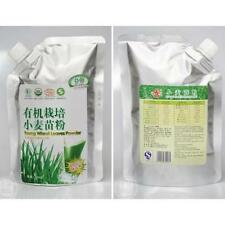 2 Pcs Useful CERTIFIED ORGANIC Young Wheat Grass Powder for 1 month supply