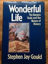 Wonderful Life By Stephen Jay Gould.1st/1st