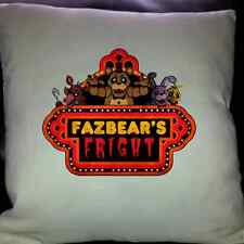 Five nights at Freddy Inspired  personalized pillow/cushion cover
