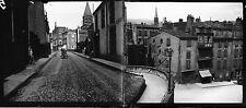 CHINON c. 1920 - 19 Stéréos Verre Indre et Loire - 181