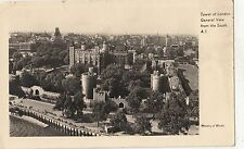 BF32893 tower of london general view uk   front/back image