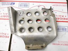 1978 Yamaha 440 Exciter 440: LEFT FOOTWELL #2