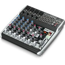Behringer Xenyx QX1202USB Studio / Live Mixer USB Analog Mixing Desk + Effects