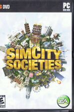SimCity Societies (PC, 2007, Electronic Arts, SEALED NEW)