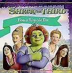 Shrek the Third: Fiona's Fairy-Tale Five by Annie Auerbach (2007, Paperback)