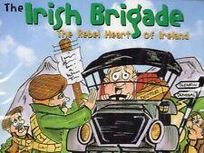 THE IRISH BRIGADE - THE REBEL HEART OF IRELAND - CD - Free Post UK