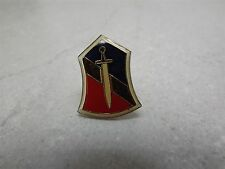 US Army , First Field Frc  / Lapel Hat Pin  Brand New