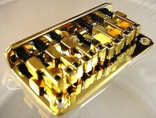 HARDTAIL ELECTRIC GUITAR BRIDGE GOLD offset