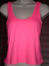 NWT BEBE HI-LO LAYERING TANK SIZE XS Perfect layering tank withdouble scoopnecks