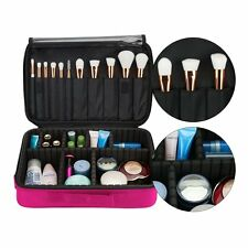 "13.5"" Makeup Bag Case Cosmetic Brush Pouch Storage Organizer Artist Travel"
