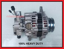 Alternator 110 Amp Mitsubishi L300 L200 Pajero 4D56 with vacuum pump