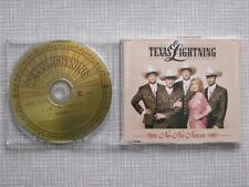 Texas Lightning  No No Never  MAXI  Meanwhile, Back At The Ranch…  CD  Country