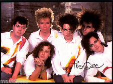 POSTCARD - THE CURE (PHOTO 15x10,5 CM.) MADE BY ATHENA INTERNATIONAL U.K. 334216