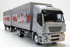 AWM Iveco Stralis 480 Kofferzug 8. Christmas Edition Junge Werbemodell 1:87 OVP