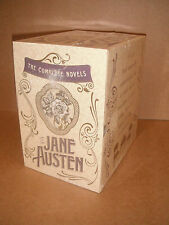 The Complete Novels of Jane Austen The Heirloom Edition Hardcover – NEW