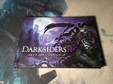 Darksiders 2 Artbook Mini Collectible Artwork & Chronicles