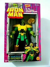 MARVEL COMICS IRON MAN DELUXE EDITION MANDARIN 26cm/10in TOYBIZ 1994 MINT IN BOX