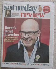 Harry Hill – Times Saturday Review – 22 November 2014