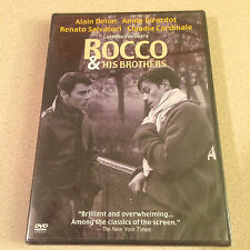 Rocco & His Brothers DVD Image Entertainment 2001 Sealed New