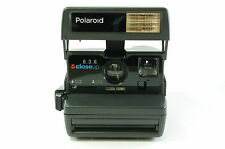 Polaroid 636 CloseUp instant camera boxed 600 film tested Ref.721712