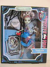 MONSTER HIGH ONCE UPON A TIME FRANKIE STEIN AS THREADERELLA FIRST WAVE NIB