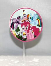 MY LITTLE PONY FUN PIX 24 PKG.  PARTY CUPCAKE BAKERY BAKING CAKE DECORATION
