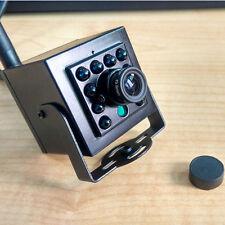 IR WIFI 2.0M 1080P IP Security Mini Camera Wireless P2P Audio Remote Onvif