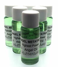Angel Metatron Herbal Infused Botanical Incense Oil Highest Power