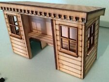 Station Shelter Garden Railway 16mm Scale SM32 G45 Narrow Gauge Complet