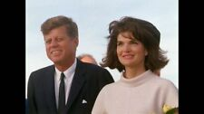The Kennedy's in San Antonio at Brooks Air Force Base on Nov 21,1963