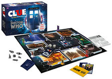 Doctor Who CLUE New 2015 Boys & Girls 8+ USAopoly New
