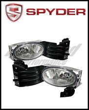 Spyder Honda Accord 08-09 2Dr OEM Fog Lights W/Switch Clear