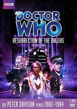 NEW - Doctor Who: Resurrection Of The Daleks (Special Edition) (Story 134)