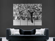 SEVE BALLESTEROS GOLF  VINTAGE CLASSIC HUGE IMAGE  LARGE WALL POSTER PICTURE