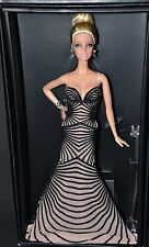ZUHAIR MURAD DESIGNER BARBIE 2014 GOLD LABEL ModelMuse HOLLYWOOD BCP91 NRFB