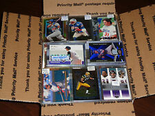 HUGE LOT of at least 2500+ Sports Cards baseball, football, hockey, basketball